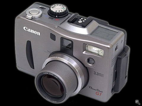 Canon G1 Review: Digital Photography Review