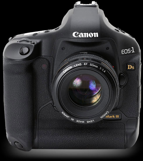 Canon EOS-1Ds Mark III Review: Digital Photography Review