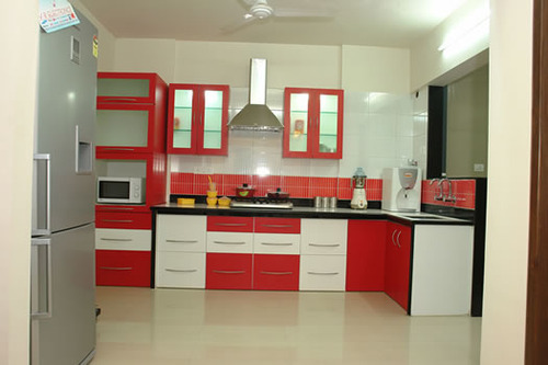 Ghosh Standard Modular Kitchen Model, Ghosh Engineering ... on Model Kitchen Design  id=45940