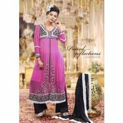 Exporter of Bollywood Anarkali Suit   Bollywood Churidar Kameez by     Bollywood Anarkali Suit