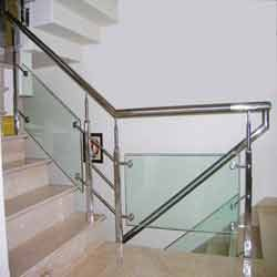 Staircase Steel Railing Designs Kerala Stainless In India Design Stairs  Stair Building