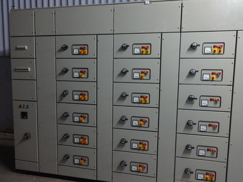 Electric Control Panel and Power Panel Manufacturer