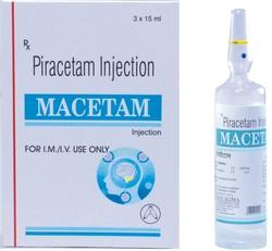 Piracetam Injection 15 ML/ML