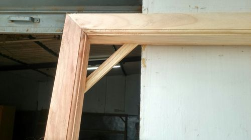 Country Wood Door Frame Wooden Chowkhats