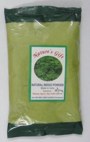 Natural Indigo Powder Natural Indigo Janakpuri New