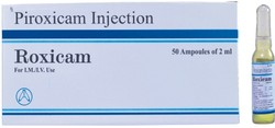 Piroxicam Injection 2 ml