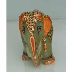 Rose Gold Elephant Statue Novocom Top