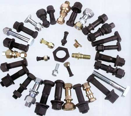 Nut Bolt Amp Fasteners Nuts Bolts Manufacturer From Mumbai