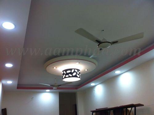Design Ceiling For Living Room In Arumbakkam Chennai ID
