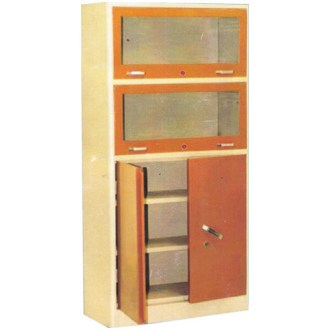Sethi Steel Fabricator   Manufacturer of Metal Almirah   Staff     Book Case