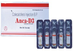 Colecalciferol Injection 1 ml