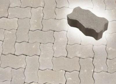 Paver Blocks Zig Zag Interlocking Paver Tile
