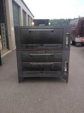 Old Commercial Baking Oven, Commercial Pizza Oven, Conveyor
