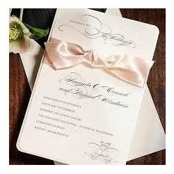 Wedding Invitations Printing Services