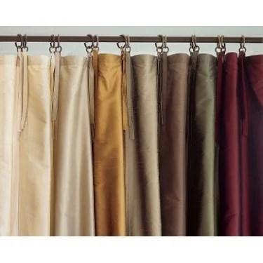 silk curtain panel curtain panels