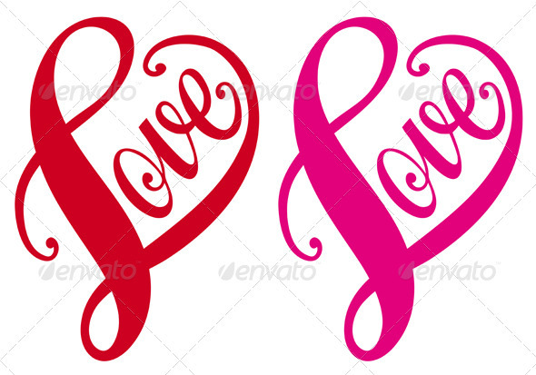Download Simple Heart And Swirl Designs » Tinkytyler.org - Stock ...