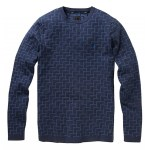 Twinlife Eclipse sweater heren marine