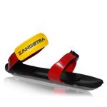 Zandstra Easy Glider rood/geel