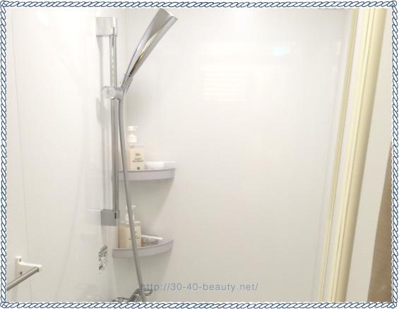 ダンディハウス名古屋のシャワールーム