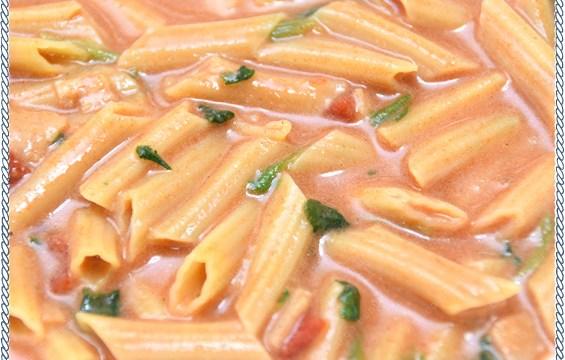 マイクロダイエットトマトパスタ