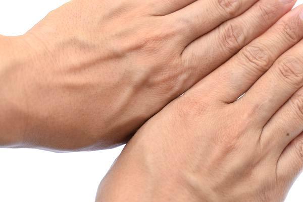 RF28 クリアドロッププレミアム使用後の肌