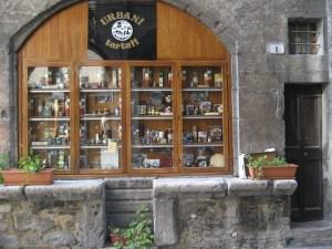 Medieval shop door1