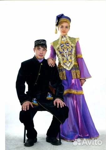 Костюм Фото Татарский