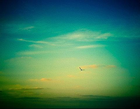 turquoise-sky