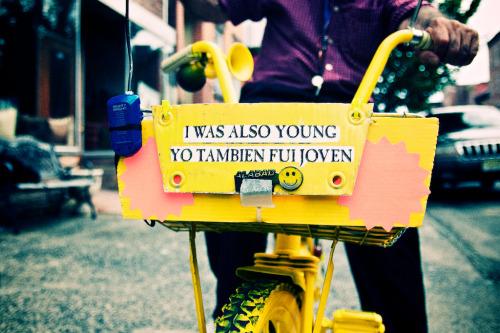 yo también fui joven
