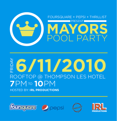 foursquare mayor marketing españa