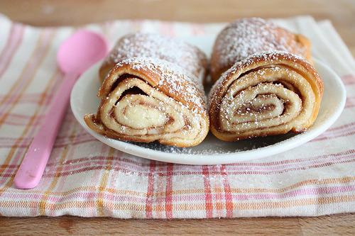 Cinnamon roll swirl