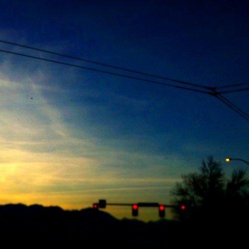 Morning or Night (Taken with instagram)