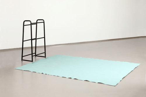 untitled (swimming pool)(2009) by Anna Kolodziejska