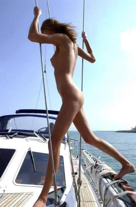 Sexo para parejas - sexo en un barco