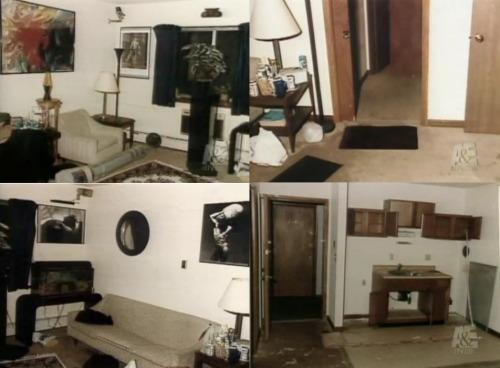 O apartamento de Dahmer