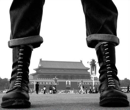 Dr Martens in Beijing