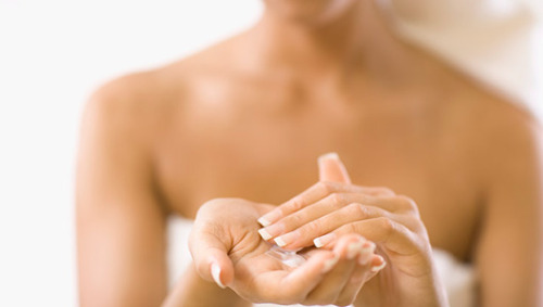 Make your own natural body lotionAvoid the chemicals often found in store-bought creams and try making your own beauty products.