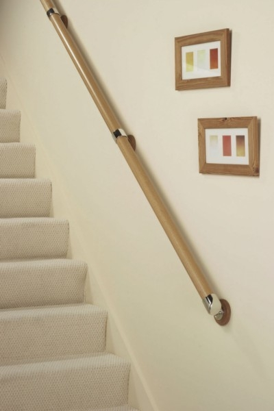 Wall Mounted Handrails For Stairs Please — The Sims Forums   Wall Mounted Handrail For Stairs   Stair Interior   Brushed Nickel   Thin Glass   Attached Wall   Mounting