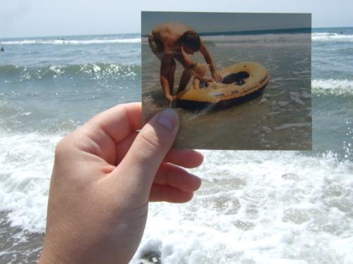 Dear Photograph, I'll never let go. Dad