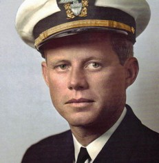 <br /><br /><br /><br /><br /><br /><br /><br /><br /><br /><br /><br /> John Fitzgerald Kennedy, Lieutenant in the United States Navy 1941-1945. Among others awarded with the Purple Heart and the World War II Victory Metal.<br /><br /><br /><br /><br /><br /><br /><br /><br /><br /><br /><br />