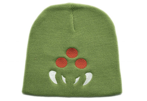 Metroid Beanie Available at splitreason for $15.95 USD. (via: fashionablygeek)