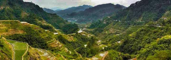Ifugao, Luzon, Filipinas: Paisajes Arrozales - Viajes de Aventura y Viajes Alternativos en Grupo, Viajar Solo, Viaje Mochilero - 3000KM
