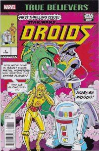 Star Wars: Droids #1 (1986)