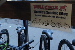 women rule sign