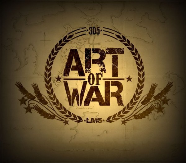 Art Of War 305: Rosenberg vs TG Patron