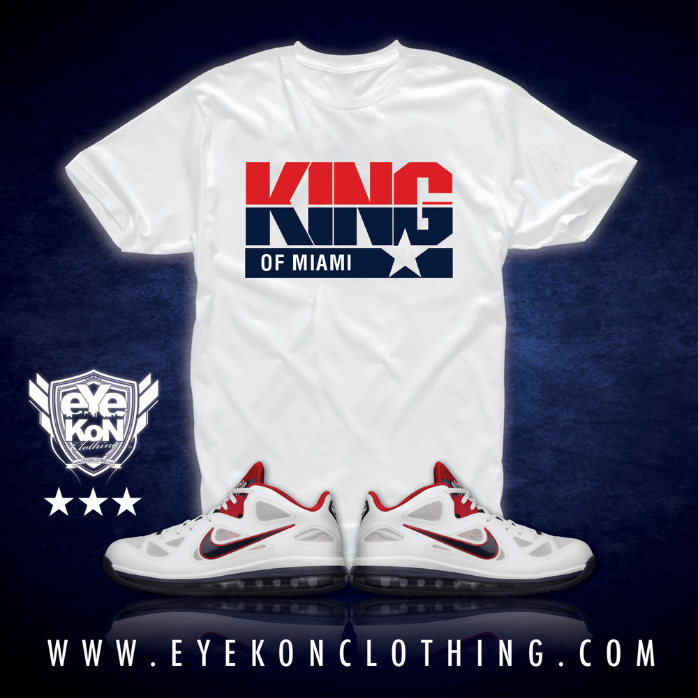 Gear: EyeKon Clothing - King of Miami Shirt