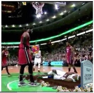 Jason+Terry+posterized+305+magazine+miami+vs+boston+2013+1