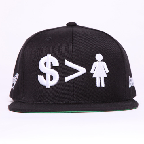 last-rights-x-sl-jones--mob-snapback-black-w-white-art