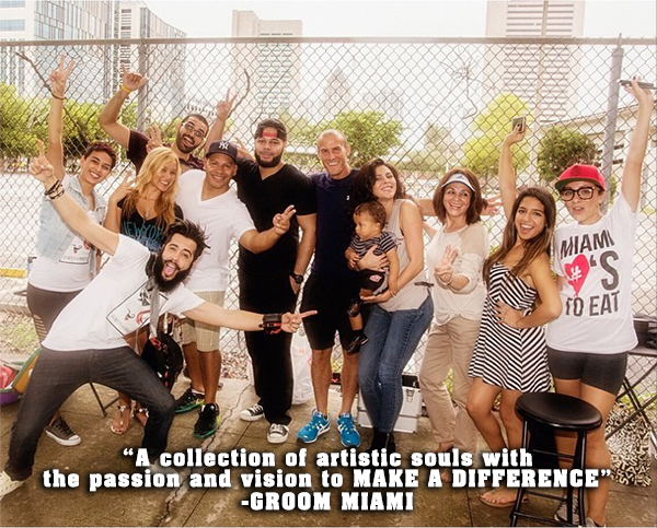 Groom Miami & Make A Difference