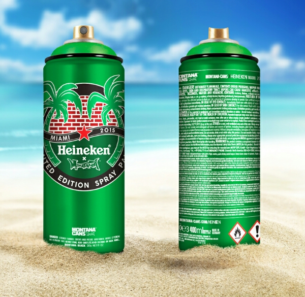 Art Basel × Heineken x Montana